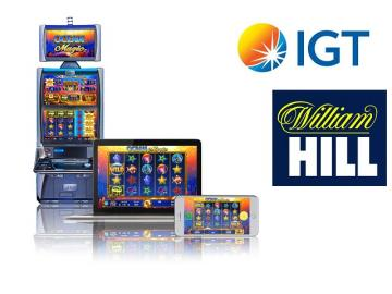 Inglaterra: Acuerdo omnicanal entre IGT y William Hill
