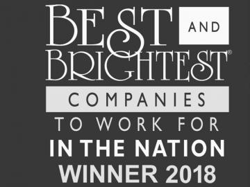 "AGS ganó el premio ""Best and Brightest Companies to Work For in the Nation"""