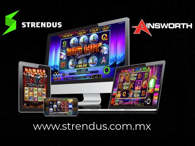 Ainsworth Game Technology Se Expande En El Mercado Mexicano De