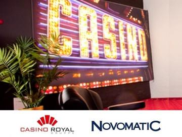 Alemania: Novomatic adquiere el Casino Royal Group