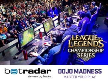 Betradar trabaja con Dojo Madness para League of Legends