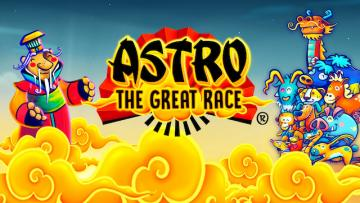 GAMING1 presenta Astro The Great Race