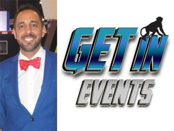 Get In Events debutará en Inglaterra