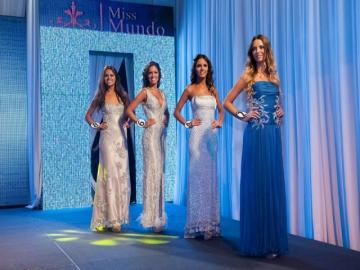 Miss Mundo Argentina 2015 en City Center Rosario