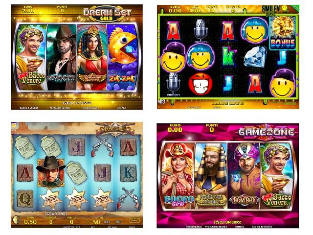 Octavian Gaming Slots - Play Octavian Gaming Slots Online