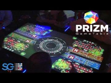 Scientific Games instala Prizm Gametable en salas de Caesars Entertainment