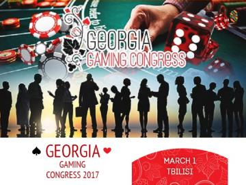 Se acerca el 3º Georgia Gaming Congress
